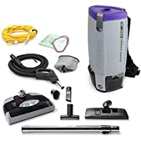 NEW Proteam Super Coach Pro 10 QT Vacuum Cleaner with Power Head