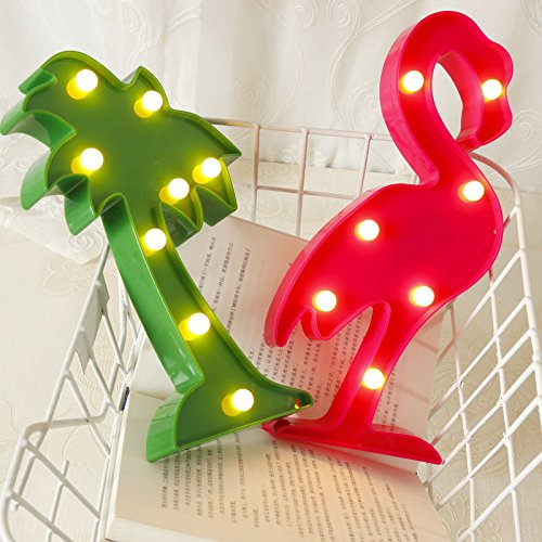 Led Coconut Tree Light in US - 9