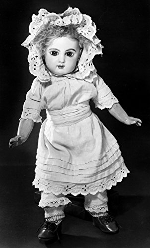 Bisque Doll C1890 Nbisque Doll With A Jointed Composition Body Made By Emile Jumeau French C1890 Poster Print by (18 x 24)