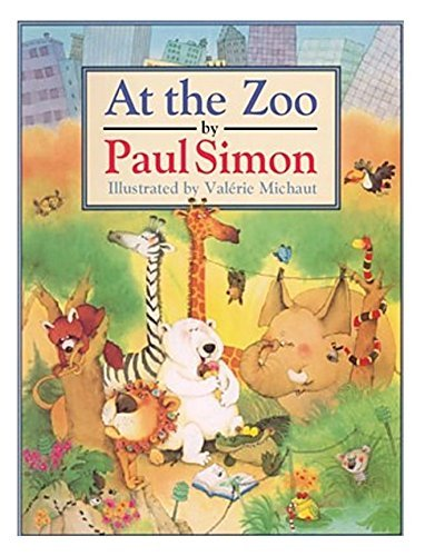 AT THE ZOO (Books for Young Readers)