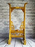 Chinese sword Table Stand Sword Table Display Holder Solid wood make