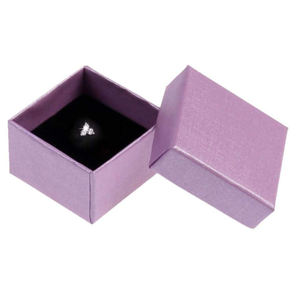 Sterling Silver CZ Flower L Shaped Nostril Rings Piercing Jewelry