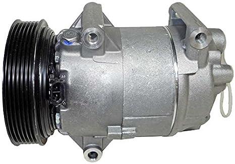 BEHR HELLA SERVICE 8FK 351 135-861 Compresor, aire acondicionado: Amazon.es: Coche y moto