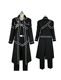 CG Costume Men's Sword Art Online Kirito Cosplay Costume