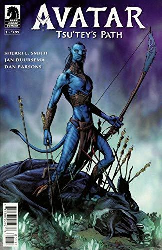 Avatar: Tsu'tey's Path (2019) #1 VF/NM Doug Wheatley Cover Dark Horse Comics