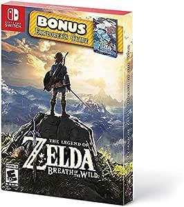 The Legend of Zelda: Breath of the Wild - Starter Pack for ...