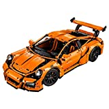 LEGO Technic Porsche 911 GT3 RS 42056 Model, 6 x 22 x 9-Inch