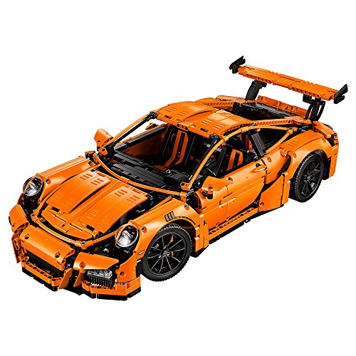 LEGO Technic Porsche 911 GT3 - Porsche Racing Engine