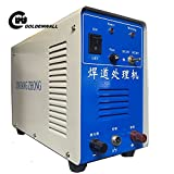 Weld seam cleaning machine / weld polishing machine / TIG welding...