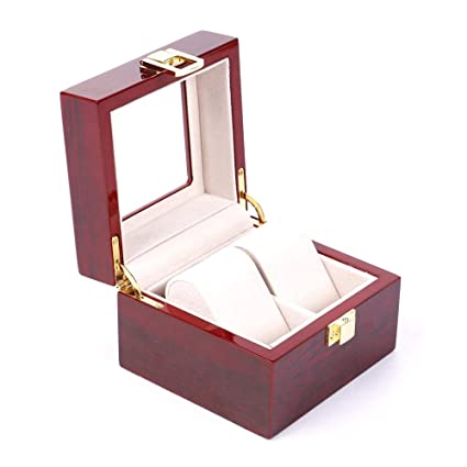 Estuche para caja de exhibición de relojes Caja de ...