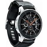 Samsung Galaxy Watch (46mm) SM-R800NZSAXAR (Bluetooth) - Silver (Renewed)