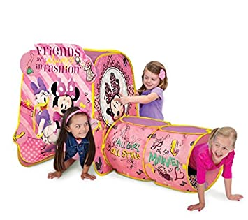 Playhut Minnie Mouse Discovery Hut  sc 1 st  Amazon.com & Amazon.com: Playhut Minnie Mouse Discovery Hut: Toys u0026 Games