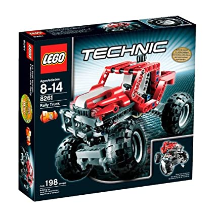 Amazon Lego Technic Rally Truck Toys Games
