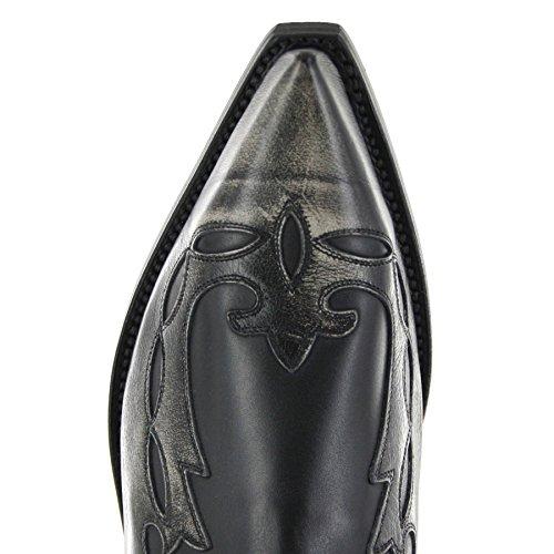 Mayura Boots, Stivali uomo Negro Bone