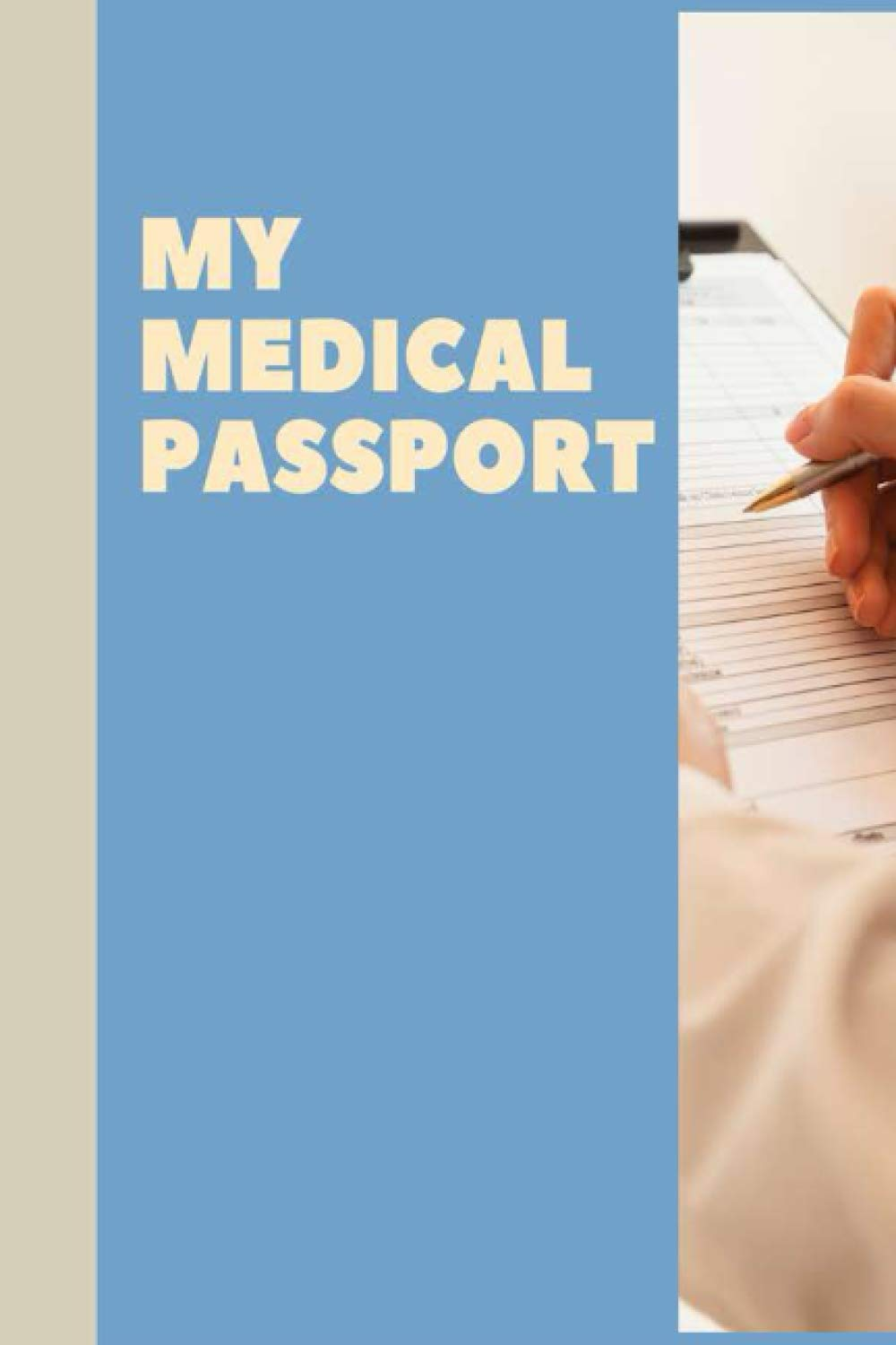 My Medical Passport: Comprehensive medical and health record book for  organizing your medical history, health records, and emergency information:  Sykes, Gary J.: 9798692606914: Amazon.com: Books