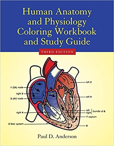 Com Human Anatomy Physiology Coloring Workbook