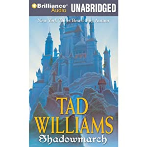 Shadowmarch Audiobook