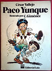 Paco Yunque par Vallejo