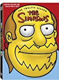 "The Simpsons: Season 12 (Limited Edition ""Comic Book Guy"" Head Packaging)"