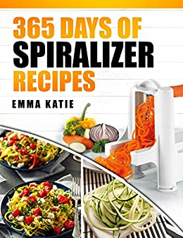 Spiralizer Recipes Cookbook Spiralize Cooking ebook