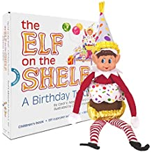 The Elf On The Shelf - A Birthday Tradition Book