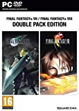 Software : Final Fantasy VII and VIII Bundle (PC DVD)