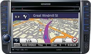 Kenwood DNX-520VBT - Navegador GPS ( 7  pulgadas)