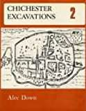 Chichester Excavations 2, Alec Down, 0850331935
