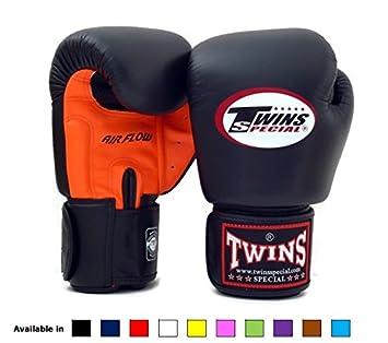 Twins Special Muay Thai guantes de boxeo bgvla 2Flujo de aire guantes. Univesal guantes para entrenamiento o sparring.