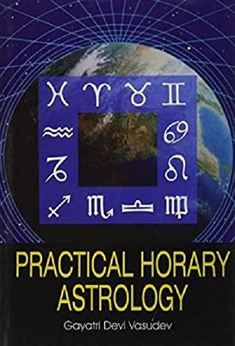 Read Online Practical Horary Astrology pdf