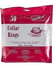 Depiléve Remiléve halskettingsringen voor 800 g, 50 stuks, 200 g