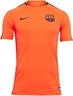Nike 2017-2018 Barcelona Training Shirt (Hyper Crimson)