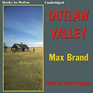 Outlaw Valley Audiobook