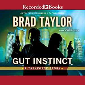 Gut Instinct Audiobook