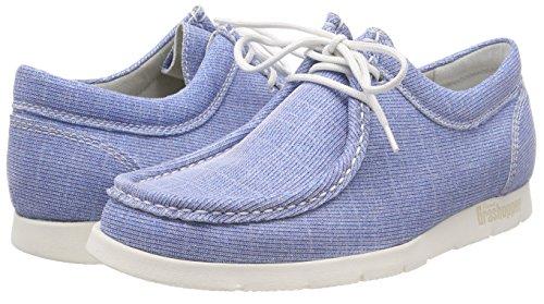 Sioux Women''s 29 Grash jeans Blue Trainers d172 008 silver 6fq64dwr
