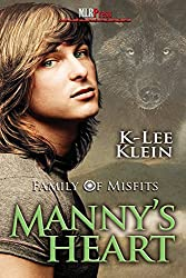 Manny's Heart (Family of Misfits Book 3)