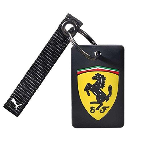 PUMA Men's Ferrari Replica Key Ring, Black, One Size