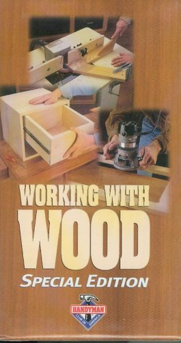 Working With Wood Video Series; Vol. 1- Making Router Drawers, Vol. 2- Cope & Stick Raised Panel Doors, Vol. 3- Crown & Arch Panel Doors
