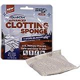 QuikClot Advanced Clotting Sponge, 0.88 oz (25g) 3.5 x 3.5 in
