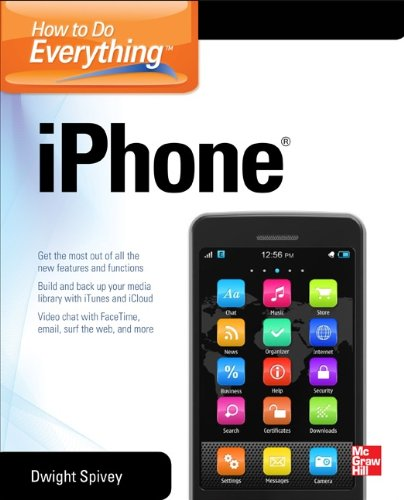 How to Do Everything: iPhone 5 Pdf