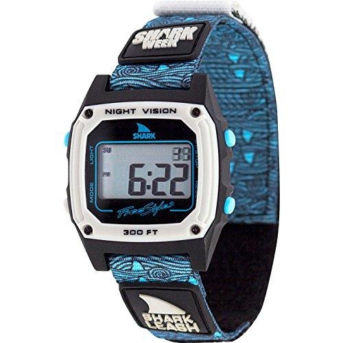 Freestyle Shark Classic Leash Shark Week Blue Fin Unisex Watch FS101033