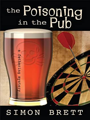 book cover of The Poisoning in the Pub