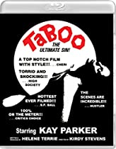 Taboo by Vinegar Syndrome (Kay Parker)  Directed by Kirdy Stevens