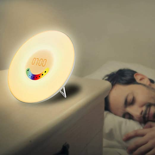 Review Colorful Electronic Small Alarm