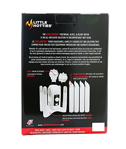 LITTLE HOTTIES Ultra Dry Forced Air Dryer 02124 by LITTLE HOTTIES (Image #3)
