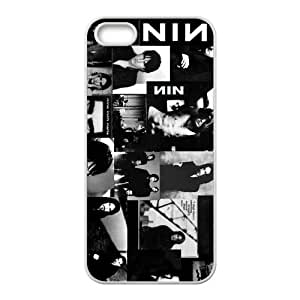 Nine Inch Nails Cell Phone Case for Iphone 5s