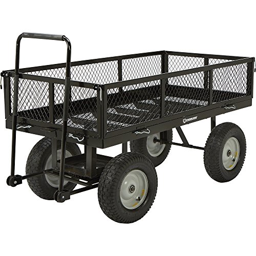 Strongway-Heavy-Duty-Jumbo-Crate-Wagon-60inL-x-31-12in-2200-Lb-Capacity
