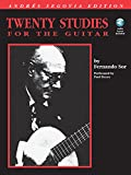 Twenty studies for the guitar
