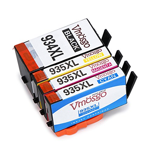 10 PACK New 934 XL 935 High Yield  compatible ink Cartridge for HP Officejet Pro