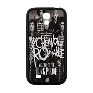 Black Parade Fahionable And Popular High Quality Back Case Cover For Samsung Galaxy S4